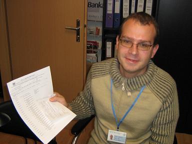 Zahájení provozu CzechPoint – vydávání ověřených výpisů z národních registrů