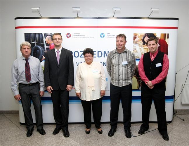 Vítězní podnikatelé Olomouckého kraje se věnují domácímu pečení a výrobě krojů