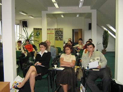 IV. setkání Klubu personalitů