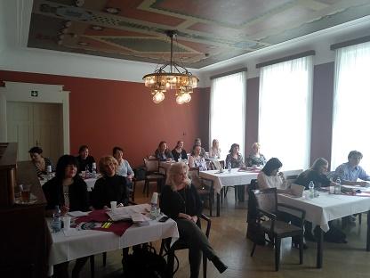 Setkání personalistů, 10.5.2017 v Prostějově