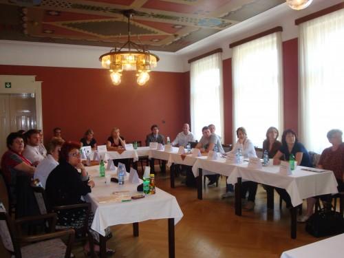 XV. Klub personalistů - Setkání personalistů a zástupců střední škol