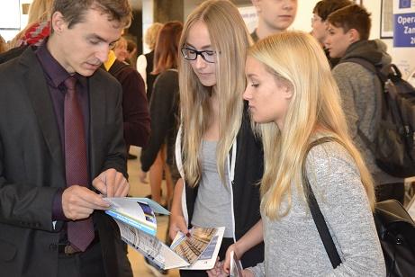 Burza práce a vzdělání 2018 v Prostějově