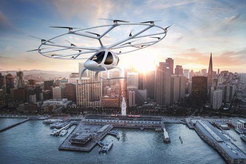 České firmy mají šanci podílet se na revolučním elektrickém dronu pro přepravu lidí