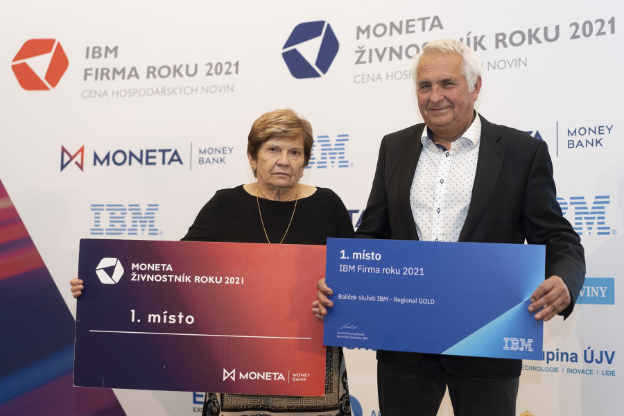 Firmám na Olomoucku kraluje výrobce komunální techniky, mezi živnostníky uspěla producentka gemmoterapeutik
