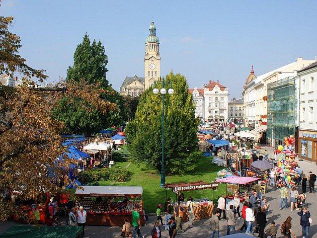 Informace pro zájemce o stánkový prodej při Prostějovských hanáckých slavnostech