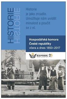 Hospodářská komora ČR včera a dnes 1850 – 2017