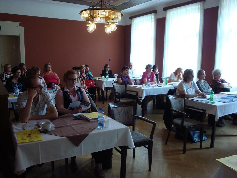 Setkání personalistů, 1.6.2015 v Prostějově