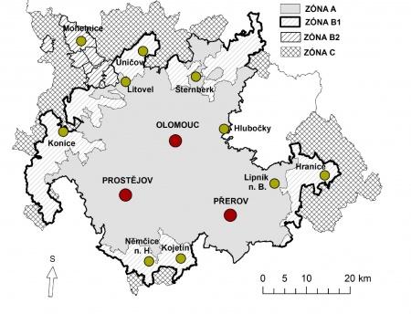 Příprava strategie Olomoucké aglomerace 21+