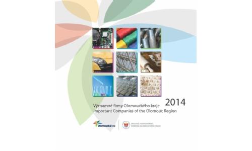 Olomoucký kraj vydal publikaci o nejvýznamnějších firmách v regionu