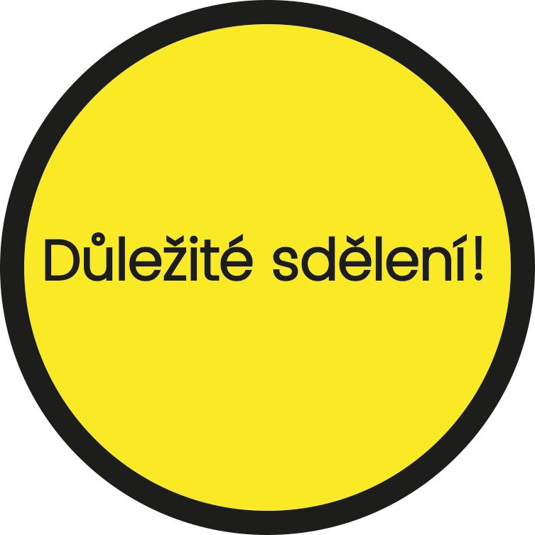 UPOZORŇUJEME VŠECHNY NAŠE KLIENTY, ŽE OD 1.6.2018 SE OHK V PROSTĚJOVĚ STALA PLÁTCEM DPH.